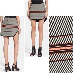 Bess Striped Skirt